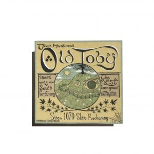 "Old Toby 3"" Sticker"