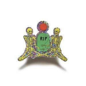 "Skeletons 3"" Sticker"